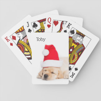 Dear Santa Dreams Playing Cards