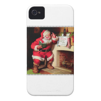 Dear Santa... iPhone 4 Covers