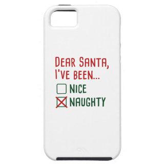 Dear Santa iPhone 5 Covers