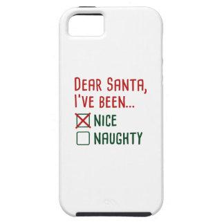 Dear Santa Tough iPhone 5 Case