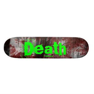 Death 20.6 Cm Skateboard Deck