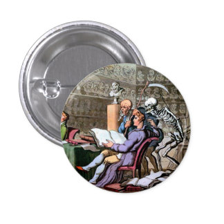 Death and Art button