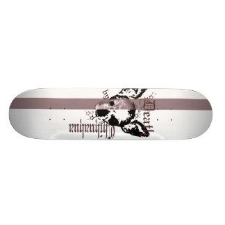 death by chihuahua skateboard deck