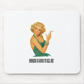 death by smoke yeah mouse pad