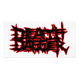 DEATH DAGGER PHOTO CARDS