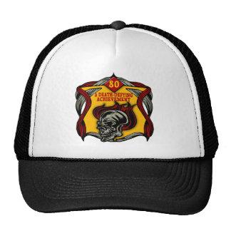Death Defying 80th Birthday Gifts Hat