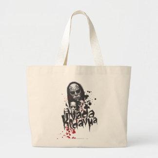 Death Eater Avada Kedavra Jumbo Tote Bag