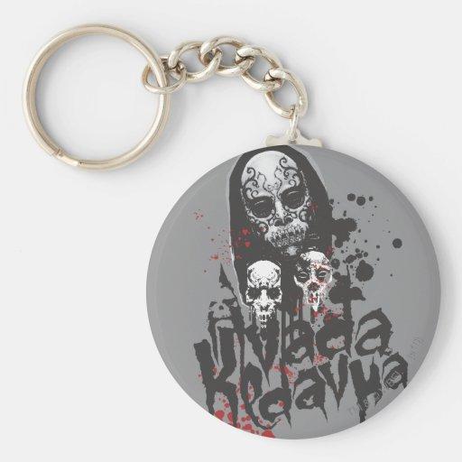 Death Eater Avada Kedavra Key Chain