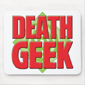 Death Geek v2 Mousepads