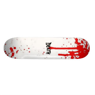 Death is Bloody Skateboard