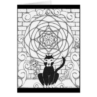 Death - Kitty of the Apocalypse Card