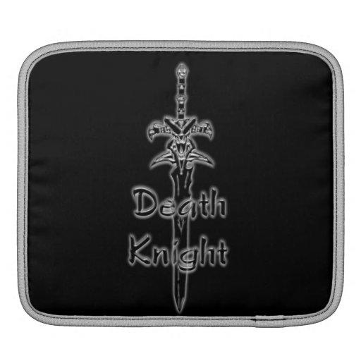 death knight logo ipad sleeve