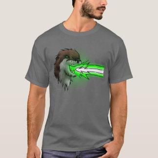 Death Laser Otter- Green (T-Shirt) T-Shirt