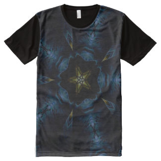 Death Mandala All-Over Print T-Shirt