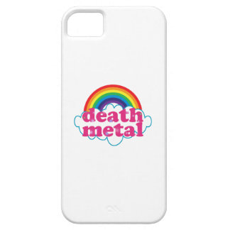 Death Metal Rainbow! Barely There iPhone 5 Case