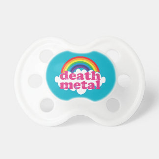 Death Metal rainbow design Dummy