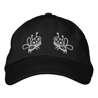 Death Moth Adjustable Hat