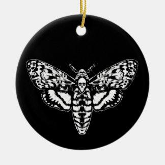 Death Moth Ornament