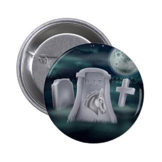 Death of Democrat Party Concept Pinback Button