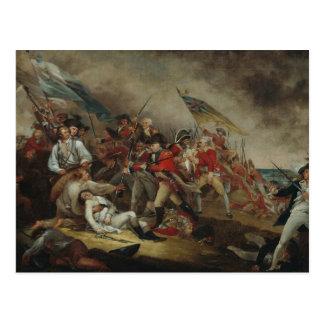 Death of General Montgomery Postcard