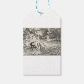 Death of Ophelia Gift Tags