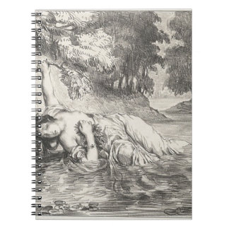 Death of Ophelia Notebooks