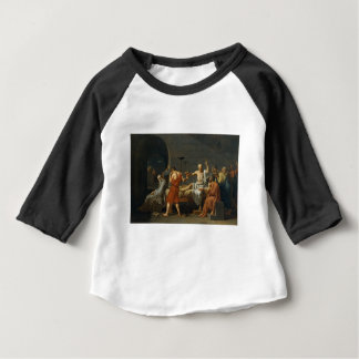 Death of Socrates Baby T-Shirt