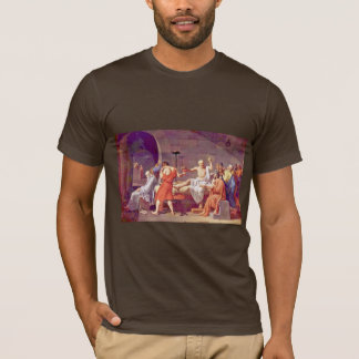 Death Of Socrates By David Jacques-Louis (Best Qua T-Shirt