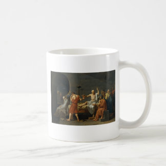 Death of Socrates Coffee Mug