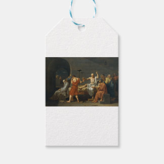 Death of Socrates Gift Tags