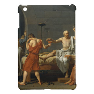 Death of Socrates iPad Mini Covers