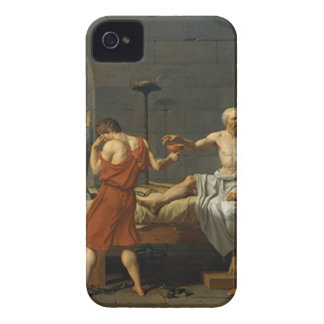 Death of Socrates iPhone 4 Case
