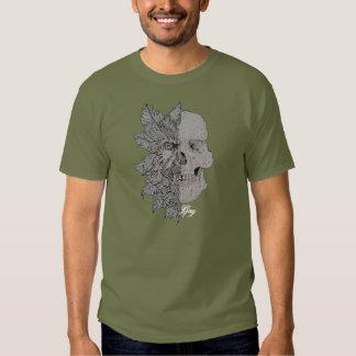 death of the greenman tee shirts