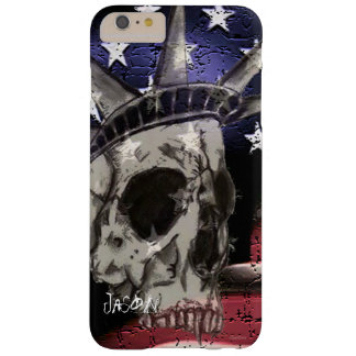 Death or Liberty Barely There iPhone 6 Plus Case