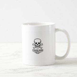 death pirate zone coffee mug