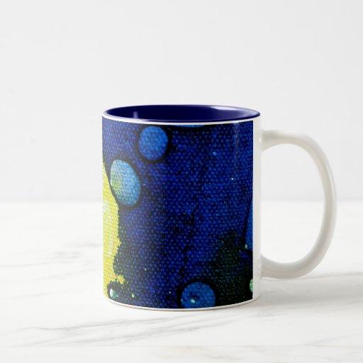 Death Polychromoptic by Michael Moffa Coffee Mugs