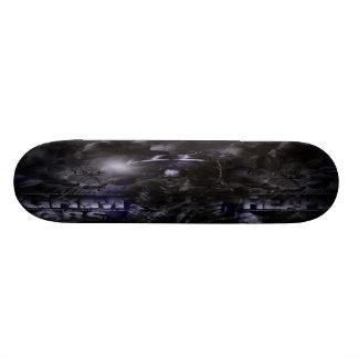 death ramp skateboard deck