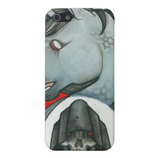 """""""Death rides a Unicorn"""" Cover For iPhone 5/5S"""