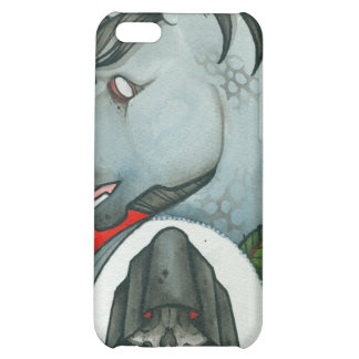 Death rides a Unicorn iPhone 5C Covers