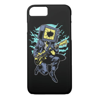 Death Rock Glossy Phone Case