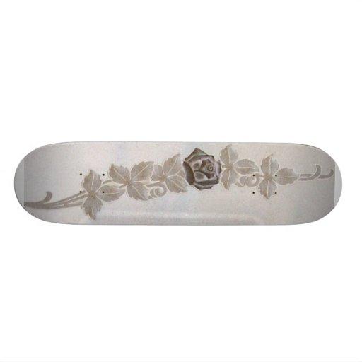Death Rose Skateboard