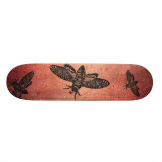 Death s Head Hawk Moth Skateboard