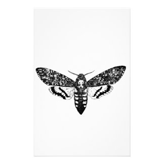 Death`s head hawkmoth stationery