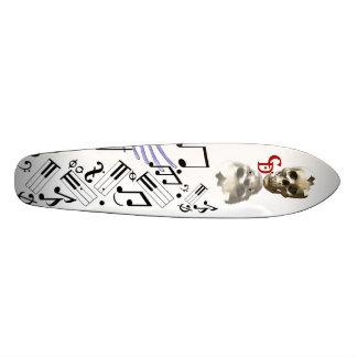 Death s Song Custom Skateboard