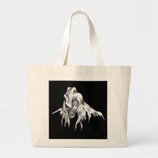 Death Shroud Jumbo Tote Bag