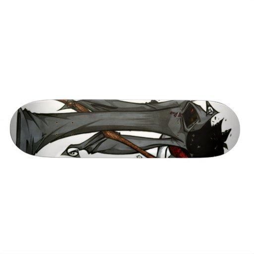 death skate deck
