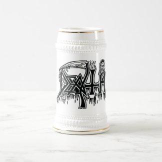 Death Stien Beer Stein