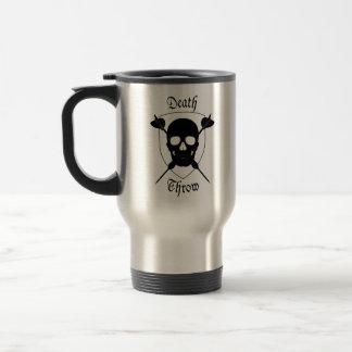 Death Throw Travel Mug