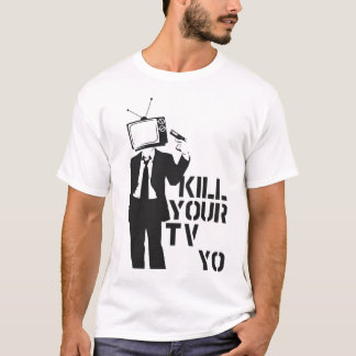 Death To Media T-Shirt
