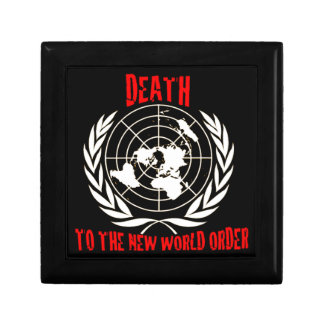 DEATH TO THE NEW WORLD ORDER GIFT BOX